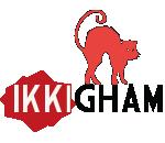 Ikkigham Logo